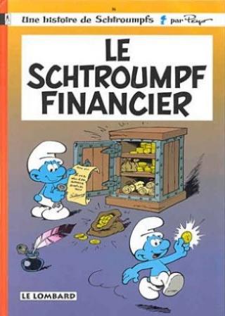Les albums des Schtroumpfs  Scht1610