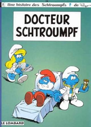 Les albums des Schtroumpfs  Scht1810