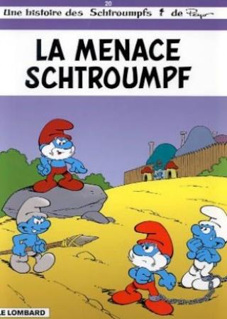 Les albums des Schtroumpfs  Scht2010