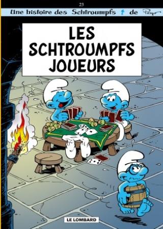 Les albums des Schtroumpfs  Scht2310