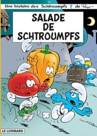 Les albums des Schtroumpfs  Scht2411