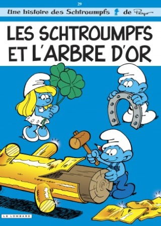 Les albums des Schtroumpfs  Scht2910