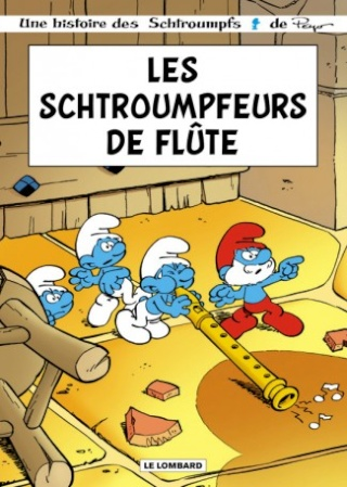 Les albums des Schtroumpfs  Scht_510