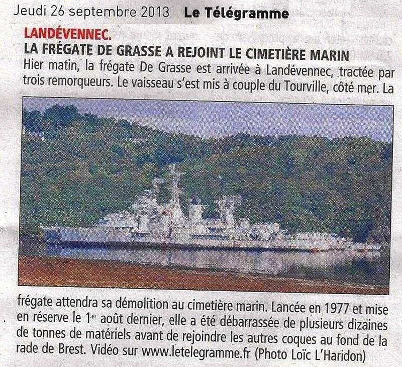 [Le cimetière des bateaux et du patrimoine de la Marine] Le cimetière de LANDEVENNEC - Page 17 Scan1428