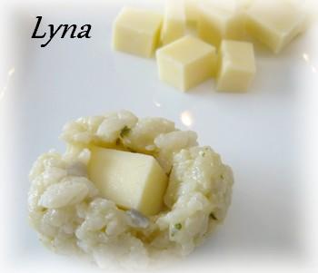 Arancinis (boules de risotto farçies au fromage) Aranci11