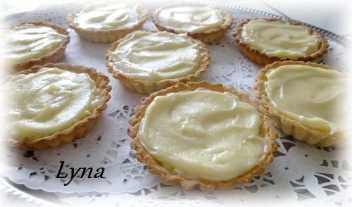 Tartelettes jardinière aux fruits Crame_10