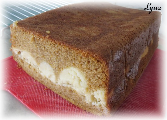 Pain gâteau à la citrouille et fromage à la crème Gzetea12