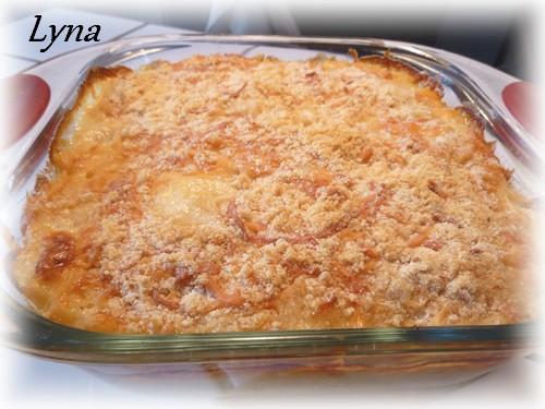 Macaroni au fromage avec lait évaporé Macaro11