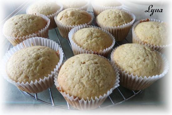 Muffins à la citrouille Muffin10