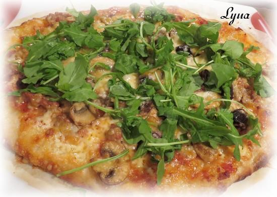 Pâte à pizza (batteur sur socle) Pzete_12
