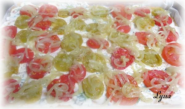 Tarte à la tomate et gruyère Tarte_14