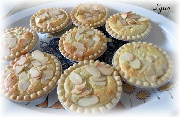 Tartelettes aux amandes Tartel18