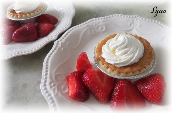 Tartelettes au caramel Tatele10