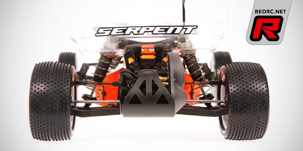 Serpent Spyder 2WD Serpen12