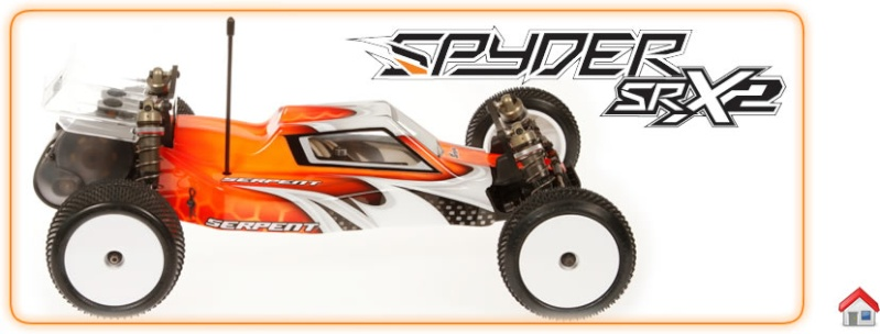 Serpent Spyder 2WD Toplog10