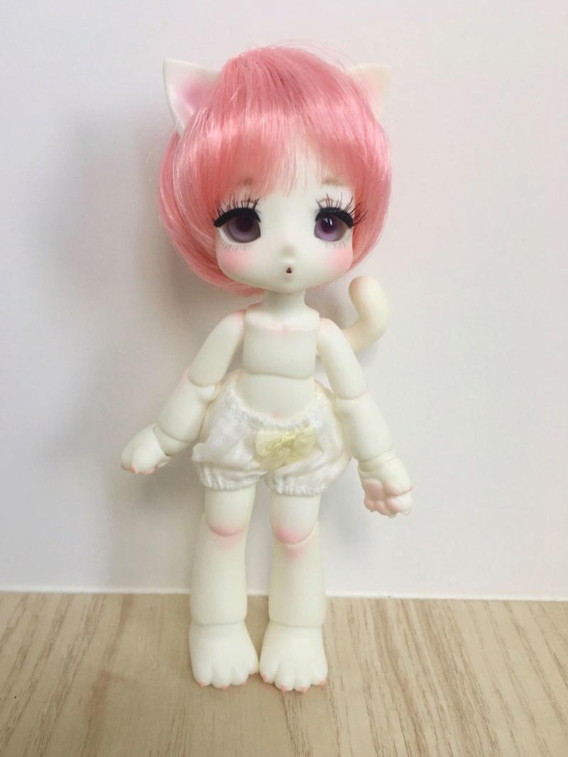 Nympheas Dolls Fanny + Kiniko Juice Nia Haine 75096911