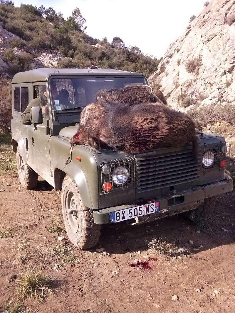 Quelle sont vos véhicules pour aller a la chasse !!!!  - Page 4 Cam00011