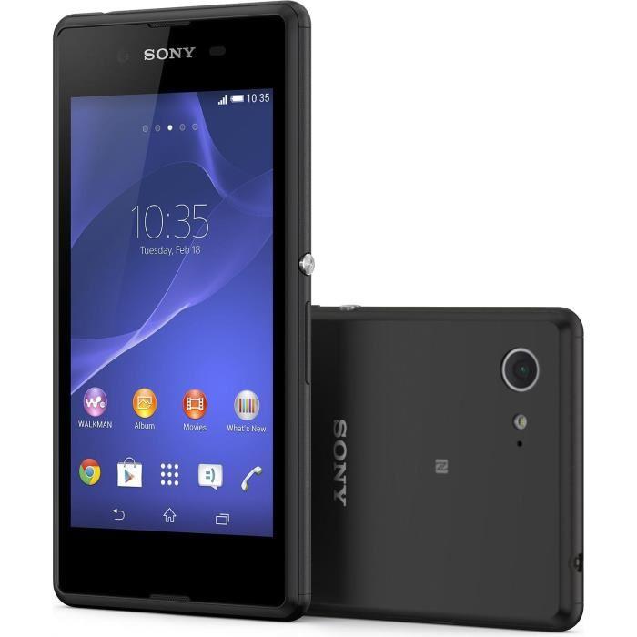 cherche telephone sony xperia E Sony-x10