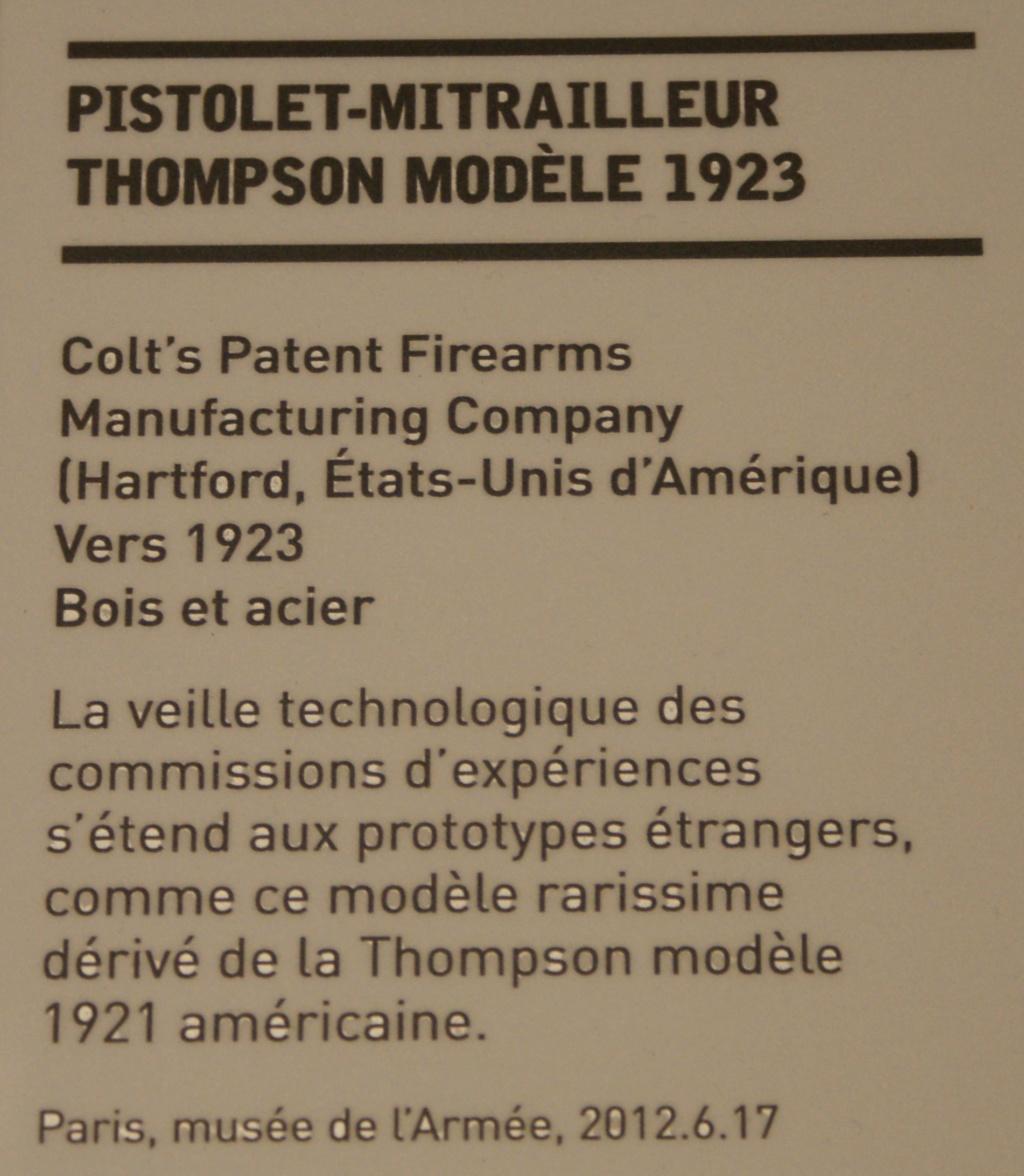 Thompson M1923 Dsc06812
