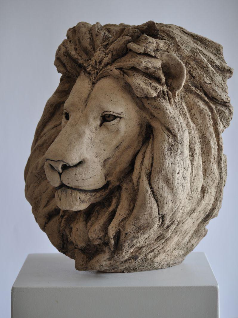 Têtes de lions Lion210