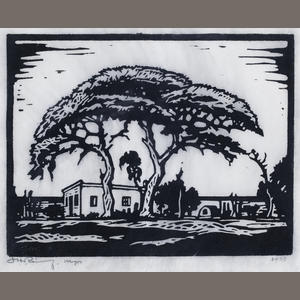 The Baobab by Pierneef Image111