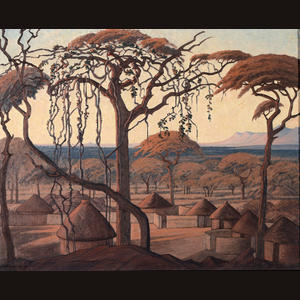 The Baobab by Pierneef Image112