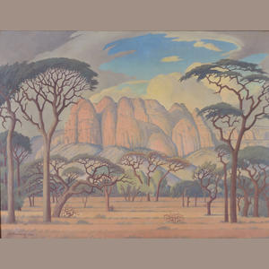 The Baobab by Pierneef Image510