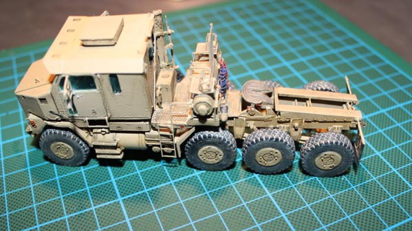 M1070 Truck Tractor 1/72 Img_7011