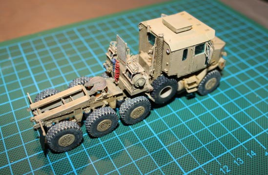 M1070 Truck Tractor 1/72 Img_7014
