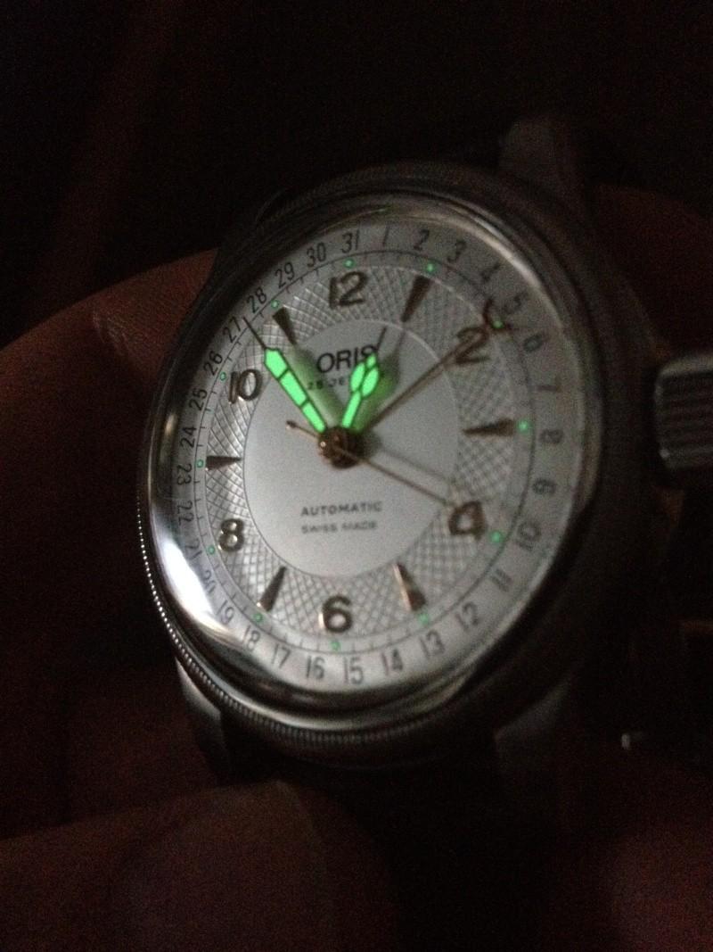 Quelle est la montre que vous possédez depuis le plus longtemps... 20130410
