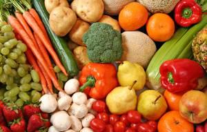 Le végétarisme en détail Fruits10