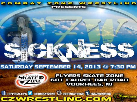 [Vidéo]  CZW Down with the Sickness 2013  du 14/09/2013 Czw09110
