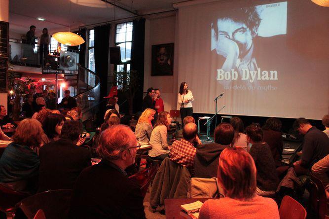 Soirée Bob Dylan à Paris le 12 avril 66707_10