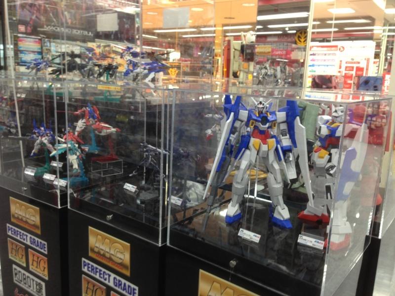 Visite au Japon: Transformers et autres robots - Mandarake, Tokyo Toy Show, Boutiques - etc - Page 2 Img_1812