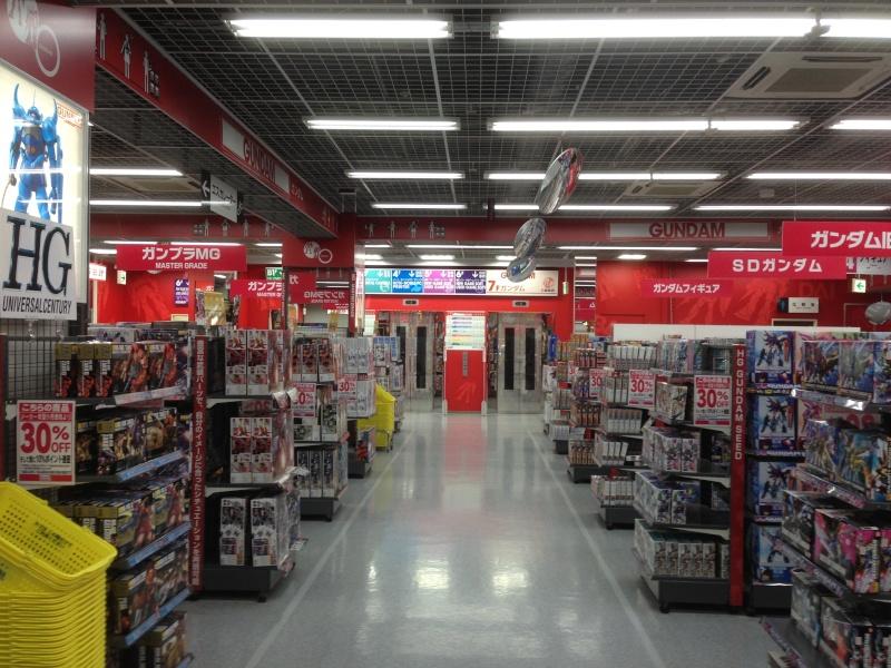 Visite au Japon: Transformers et autres robots - Mandarake, Tokyo Toy Show, Boutiques, Akihabara - etc - Page 2 Img_1813