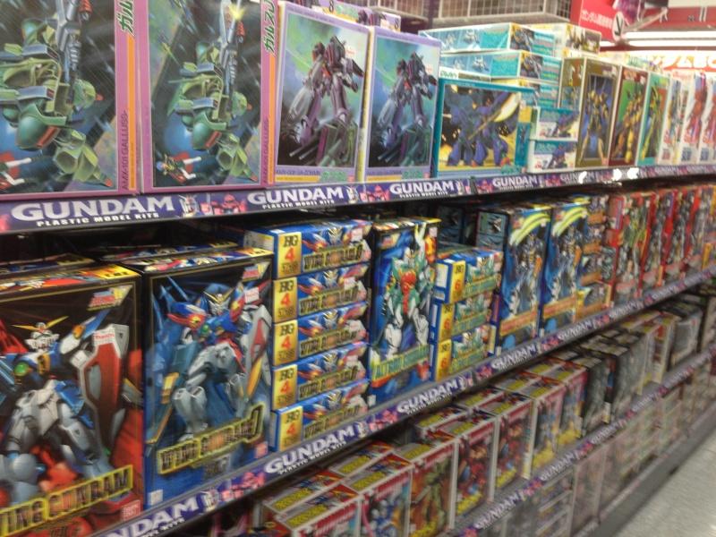 Visite au Japon: Transformers et autres robots - Mandarake, Tokyo Toy Show, Boutiques - etc - Page 2 Img_1814