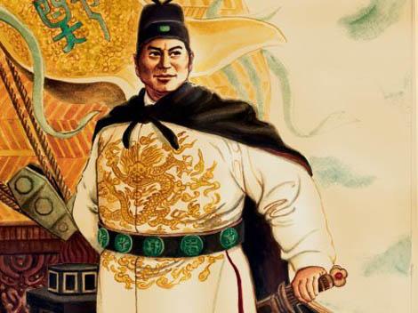 Ammiraglio ZHENG HE. The_gr10
