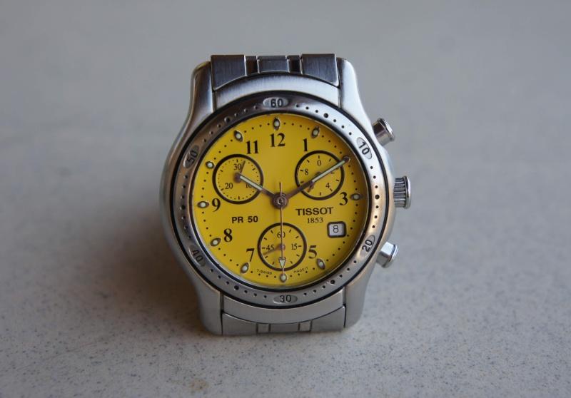 montre a fond jaune Dsc02311