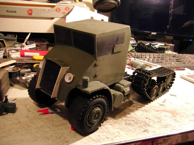 My  Halftrack scratch build Pdr_2315
