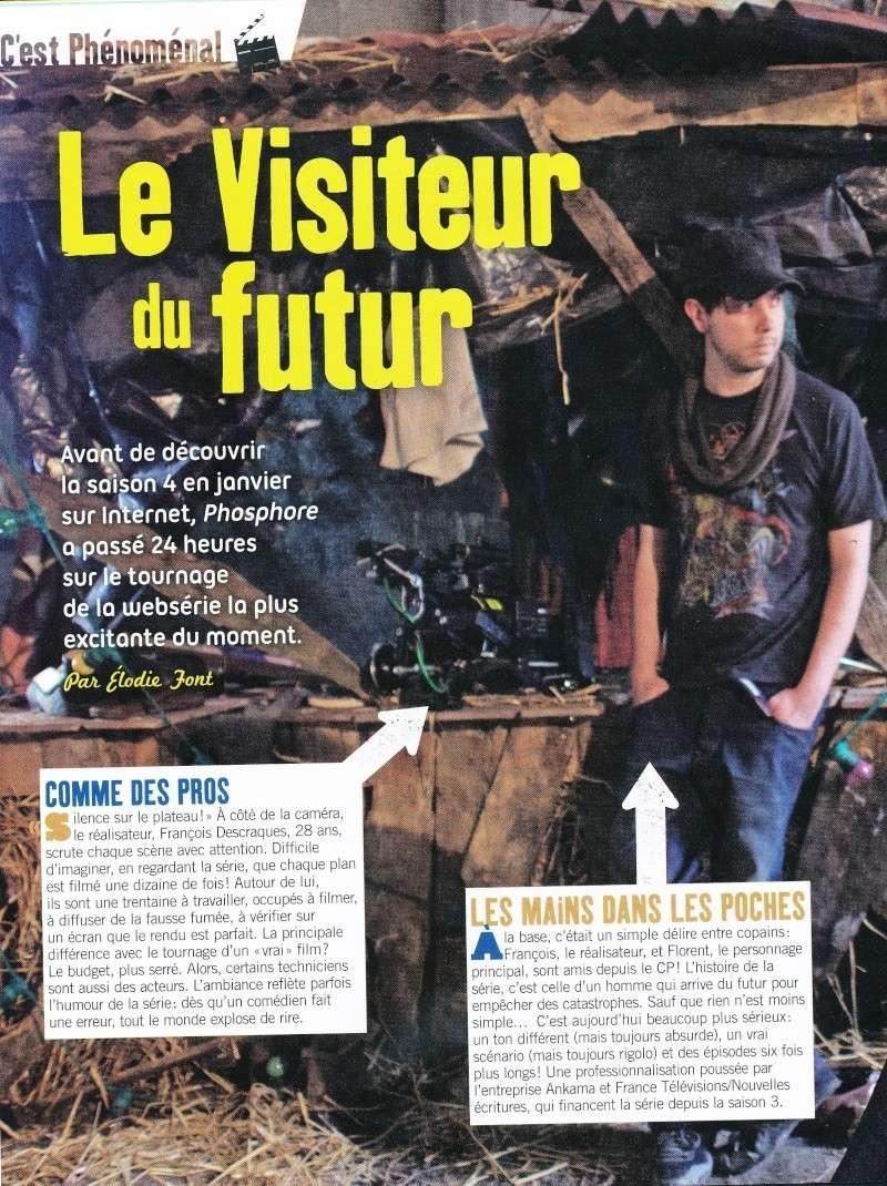 [Article] Phosphore / Le Visiteur du Futur Vdf010