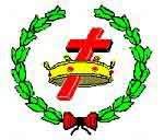 Los Hipocritas y mentirosos testigos de jehova acusan ala Iglesia Catolica de hacerse Imagenes pero sin embargo Ellos usan en su literatura SIMBOLOS MASONES 2110