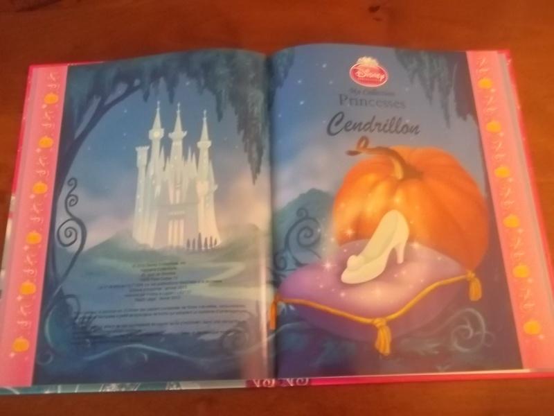 [Collection Press] N° 1 Princesses Disney - Hachette - Mars 2013 - Page 2 100_5442