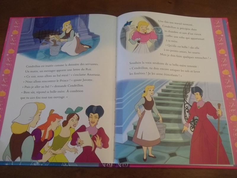[Collection Press] N° 1 Princesses Disney - Hachette - Mars 2013 - Page 2 100_5444