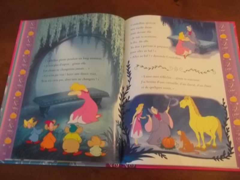 [Collection Press] N° 1 Princesses Disney - Hachette - Mars 2013 - Page 2 100_5447