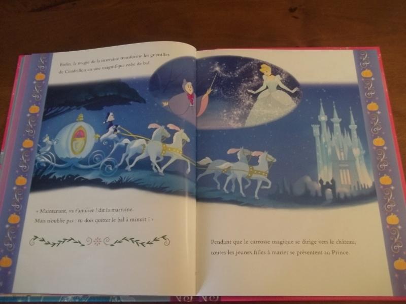 [Collection Press] N° 1 Princesses Disney - Hachette - Mars 2013 - Page 2 100_5449
