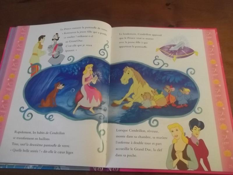 [Collection Press] N° 1 Princesses Disney - Hachette - Mars 2013 - Page 2 100_5453