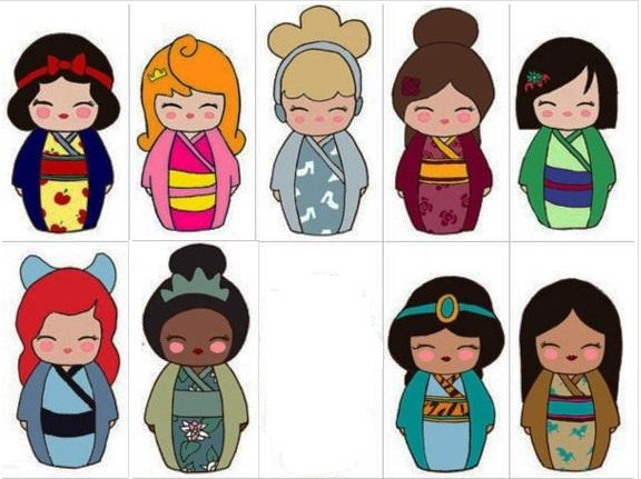 Les Disney Princesses (+ Elsa et Anna) [Topic Unique] Poupae10