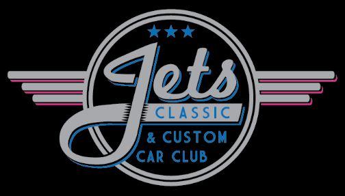 Jets Classic & Custom Car Club's NEW Logo ! Jets_l10