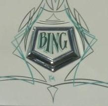BING gets her first piece of 'Line Art' P1030518