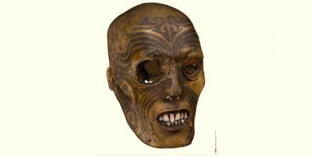 Buste MAORI  Maori210